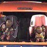 Crash-Test pour les sièges auto
