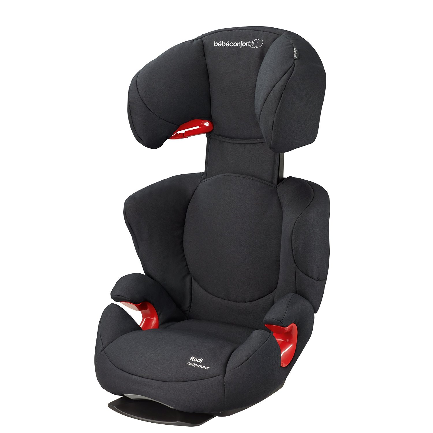 Siège auto bebe confort rodifix air protect Black Raven