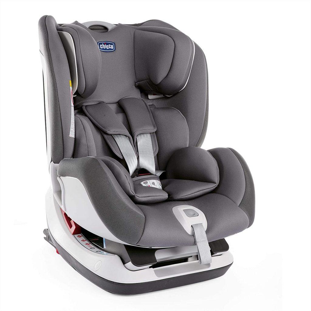 Le siège Chicco Seat Up est un siège auto isofix.