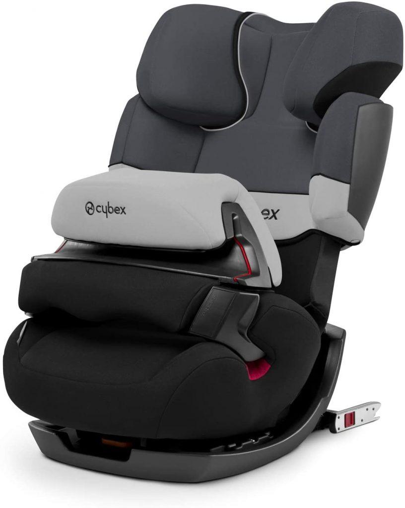 Le Cybex Pallas Fix est un siège auto bouclier.