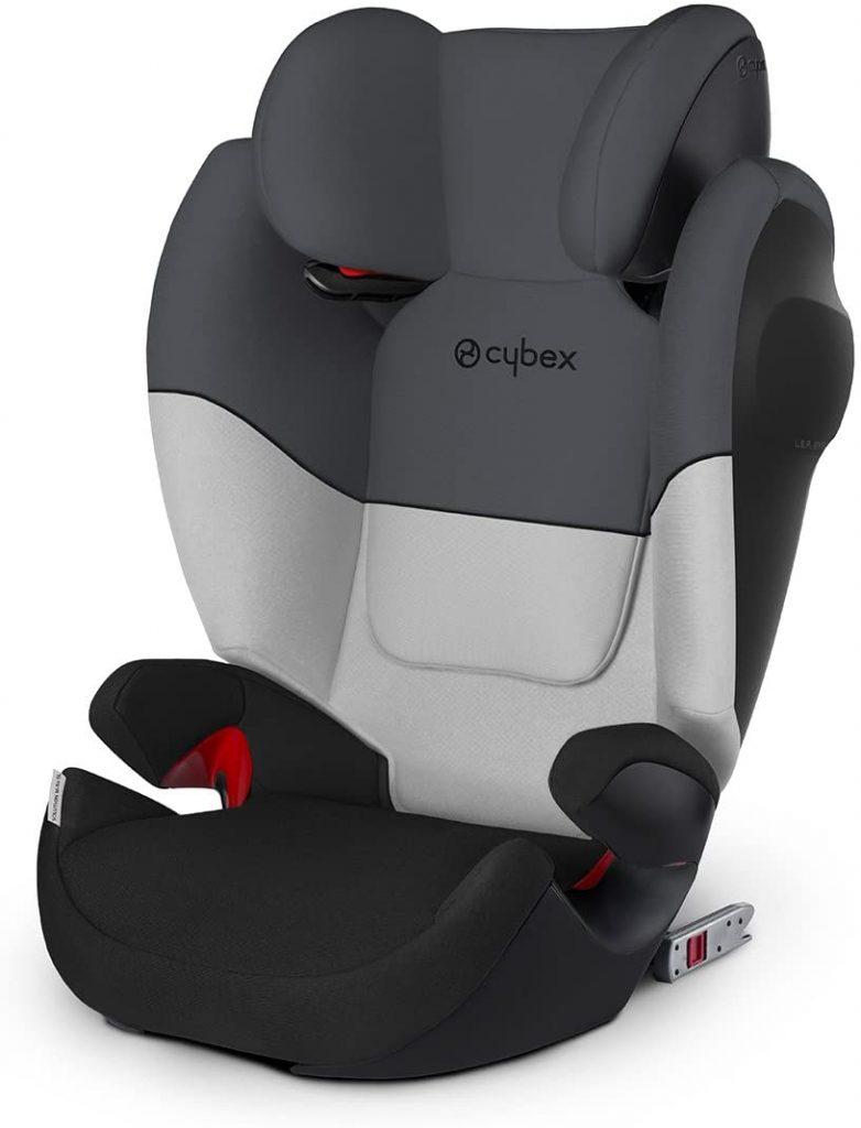 Le siège auto Cybex Solution M-Fix SL est isofix.