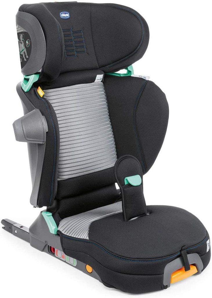 Le sège auto Chicco Fold&Go est un siège auto isofix i-size.