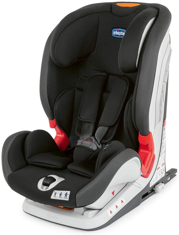 Le siège auto Chicco Youniverse convient dès 9 kilos.