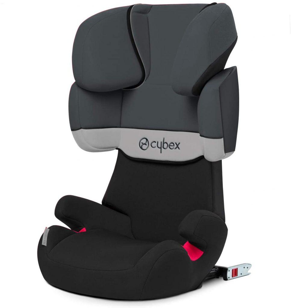 Le siège auto Solution X Fix est un siège auto Isofix.