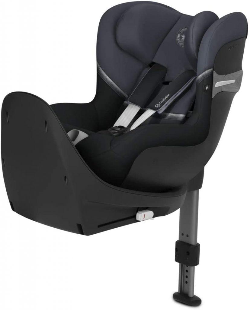 Le siège auto pivotant Cybex Sirona S est un i-size.