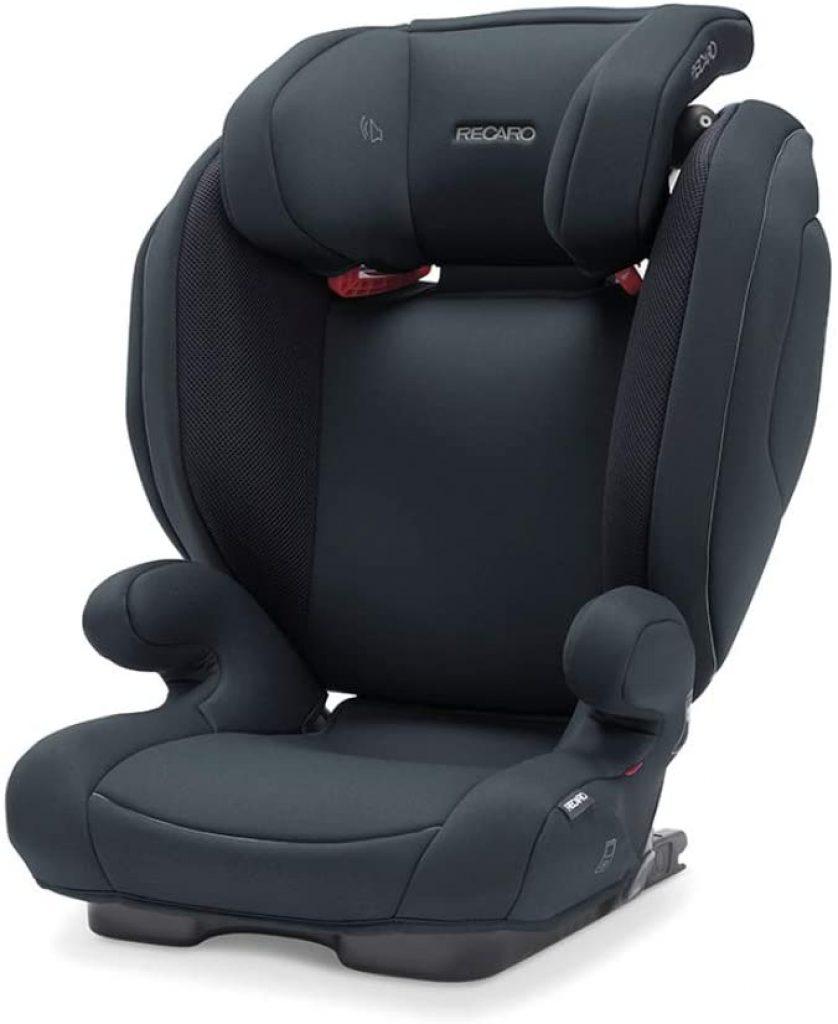 Le siège auto Recaro Monza Nova 2 SF s'utilise de 15 à 36 kilos.