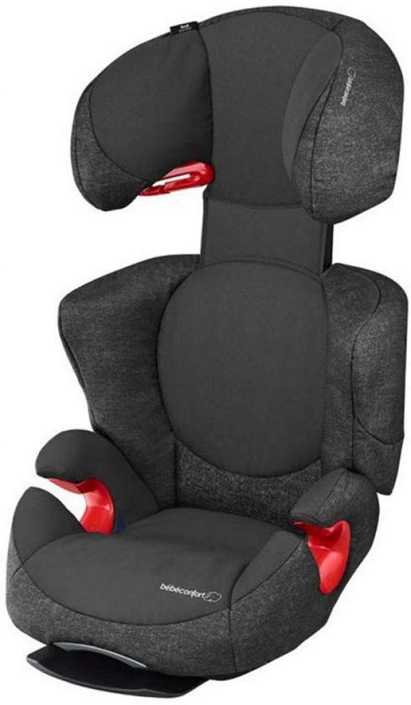Le siège auto Rodi Airprotect s'utilise de 15 à 36 kilos.