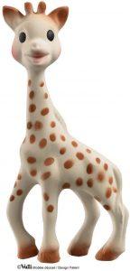 Sophie la girafe : pourquoi acheter ce jouet à votre bébé ?