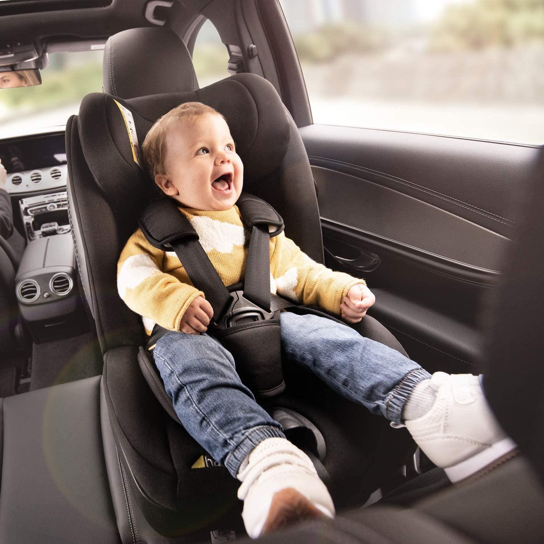 Le siège auto Hauck Varioguard Plus dispose du système de fixation Isofix.