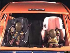 Crash-Test des sièges auto